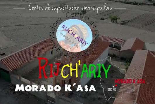 Le projet en Bolivie soutenu par Partage sans Frontières