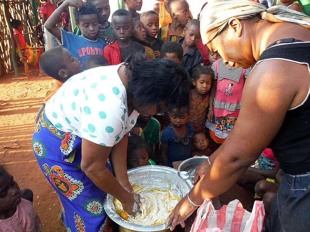 Projets de Partage sans Frontières à Madagascar