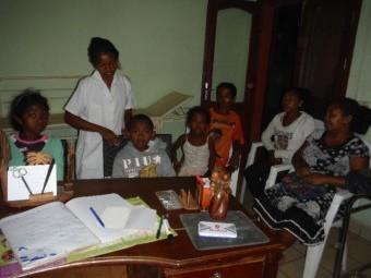 Centre de santé de mangabe Toliara à Madagascar